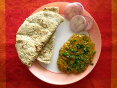 Spicy marathi besan curry - Pithla | A few of my favorite recipes