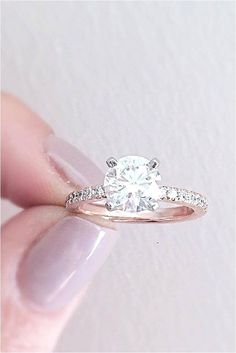 Simple Engagement Rings (36)