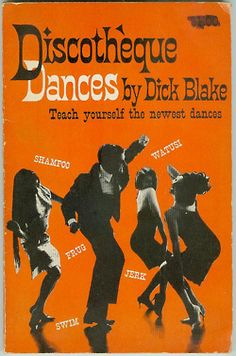 teach yourself the newest dances for the discotheque, 1965 #yes