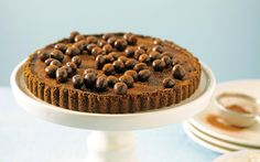 Attention coffee lovers - this deliciously rich, smooth and mouthwatering mocha tart makes the ultimate dessert, morning, or afternoon tea.