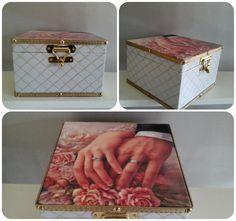 caixa organizadora casamento