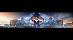 Open Animation for Denver Broncos Megatron !