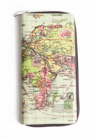 Map Wallet. cute.