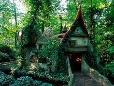 Forest House, Efteling, Netherlands