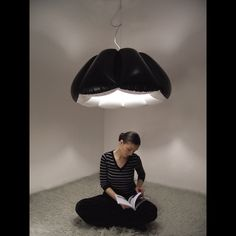 Orca hanging lamp