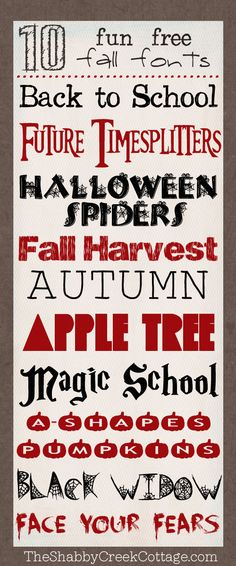 10 fun free fall fonts from The Shabby Creek Cottage -Skye Fall Fonts, Dafont, Computer Font, Typography Fonts, Cursive Fonts, Handwriting Fonts, Monogram Fonts, Calligraphy Fonts, Monogram Letters