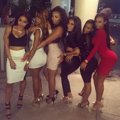 Beautiful Women in Tight Pants and Leggings Go Best Friend, Best Friend Goals, Bff Goals, Squad Goals, Girl Gang, Beautiful Black Women, Simply Beautiful, Girls Night Out, Fashion Killa