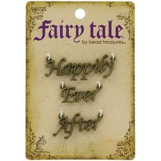SurLaLune Fairy Tales Blog: Fairy Tale by Bead Treasures at Hobby Lobby