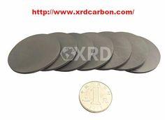 Photograph Graphite Discs XRD Graphite Manufacturing Co Ltd by xrdcarbon on 500px