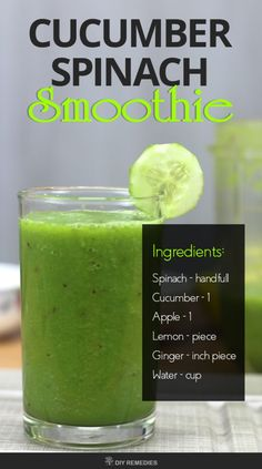 This smoothie detoxify the liver, kidneys, and blood and help to restore the pH balance in the body.