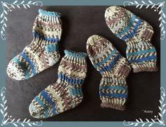 Baby-Socks (Anleitung Ravelry)