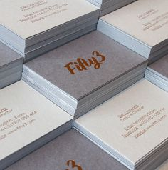 Fifty3 : Lovely Stationery . Curating the very best of stationery design
