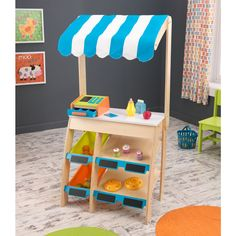KidKraft Grocery Market Place   Overstock™ Shopping - Big Discounts on KidKraft Kitchens & Play Food