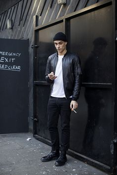 Street looks à la Fashion Week homme de Londres|16