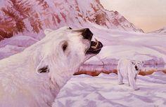 ●••°‿✿GS ⁀ ‿✿⁀°••●Polar Bear