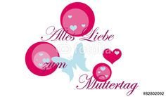 Vektor: Alles Liebe zum Muttertag Neu auf #fotolia.com