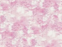 Nina Hancock Watercolour Trees Pink Wallpaper an elegant design inspired by the beauty of trees with a watercolour illusion. A perfect feature wall at home. Pink And Grey Wallpaper, Unique Wallpaper, Tree Wallpaper, Oriental Wallpaper, Pink Live, Watercolor Pattern, Watercolour, Botanical Wallpaper, Blossom Trees