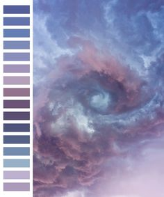 Beautiful stormy sky Pick your colors from nature Blue, Purple, Rose, Cream All Nature, Science And Nature, Amazing Nature, Nature Water, Weather Cloud, Wild Weather, Storm Clouds, Sky And Clouds, Black Clouds