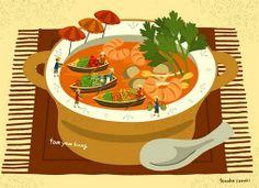 illustratoin | Tomoko Suzuki | http://www.tomo-com.com/