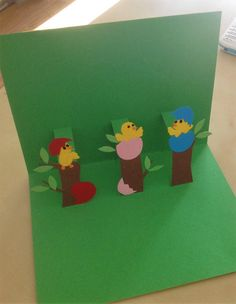 Easter Cards Handmade Cards Greeting Cards by RoundTheCornerShop