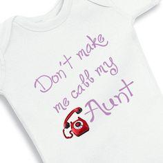 Aunt Reesa!!! :)