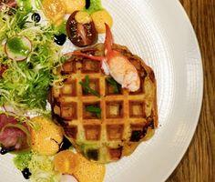 Lobster Waffles | James Beard Foundation
