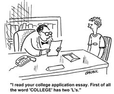 Apa Format Sample Paper Essay Community College Completion Rates Cartoon  Google Search College  Application College Admission The Thesis Statement In A Research Essay Should also Essay On Newspaper In Hindi  Best Comm College Images  Community College Comic Strips Comics Importance Of English Essay