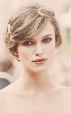 Keira Knightley ♥ I just LOVE her name Lol
