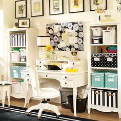 #office study area