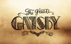 Typeverything.com - The Great Gatsby - Hay-Day Project by Maia.