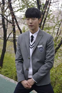 Pretty, sentimental posters for School 2015 Jong Hyuk, Lee Jong Hyun, Lee Sung Kyung, Asian Actors, Korean Actors, Korean Idols, Who Are You School 2015, Kim Book, Nam Joohyuk