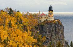 Split Rock Lighthouse, North Shore, Lake Superior