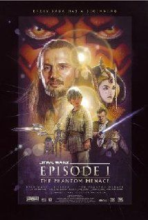Star Wars I: The Phantom Menance.  Considering I've never watched any SW except for a clip here and there seeing it in 3D is as good a time as any.