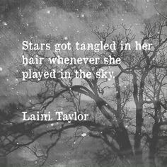 I think CourtLee has stars in her hair. The Words, Pretty Words, Beautiful Words, Quotes To Live By, Me Quotes, Qoutes, Star Quotes, Just Dream, Lectures