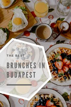 Are you a brunch lover? If yes then you've arrived in the city for you! Budapest serves up a variety of brunch restaurants all over the city. Whether your hunting down the best eggs benedict or a brunch that comes with a mimosa, you're sure to find something here.