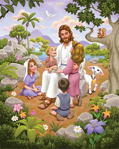 Find thousands of LDS books, movies, music and more. Looking for an LDS related gift? Jesus Is Risen, Jesus Loves, Bible Crafts, Bible Art, Arte Lds, Jesus Drawings, Jesus Cartoon, Jesus Artwork, Pictures Of Jesus Christ
