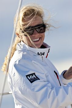 Helly Hansen: Best Designs of 2014 - Sail Couture Sailing Jacket, Sailing Gear, Sailing Outfit, Sailing Style, Warm Outfits, Summer Outfits, Segel Outfit, Boat Fashion, Jackets For Women