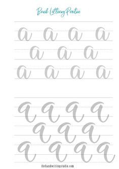 Lettering Worksheets, modern calligraphy Worksheets, Brush Calligraphy Printable Brush calligraphy and hand lettering worksheetsPrintable Printable (noun: printability) usually refers to something suitable for printing: Brush Lettering Worksheet, Calligraphy Worksheet, Lettering Guide, Calligraphy Tutorial, Hand Lettering Practice, Hand Lettering Tutorial, Hand Lettering Fonts, Chalk Typography, Script Fonts