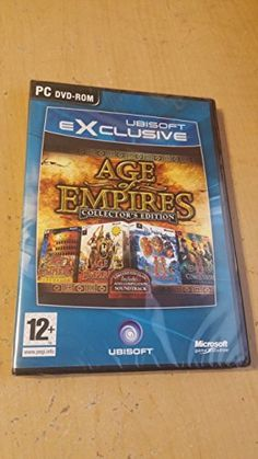 Age Of Empires Collector's Edition (Limited Edition)  http://www.bestcheapsoftware.com/age-of-empires-collectors-edition-limited-edition-2/