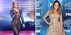 """Jennifer Lopez's Final 2 """"American Idol"""" Gowns Are What Dreams Are Made Of - Cosmopolitan.com"""