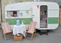 vintage caravan interior - Google Search