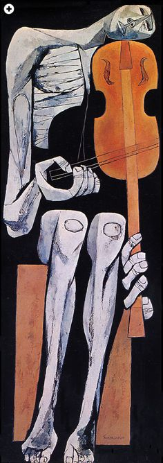 Oswaldo Guayasamin.So beautiful! It has such a sad mood that just pulls at your heart strings.