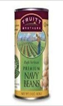 Truitt Brothers Pacific Northwest premium Navy Beans  Best by:    7/18/14  UPC:        8222524145