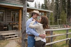 One month to Episode Ten-Ten - Heartland Heartland Ranch, Heartland Tv Show, Heartland Seasons, Mark Burnett, Roma Downey, Ty And Amy, Amber Marshall, Great Pictures, Best Tv