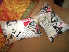 Retro Pillows..