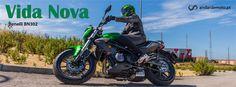 Benelli BN302 - Vida Nova - Test drives - Andar de Moto