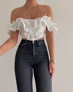 Fashion Outfits And Trend Looks For Street Style Inspiration Cute Casual Outfits, Girly Outfits, Stylish Outfits, Vintage Outfits, Casual Wear, Teen Fashion Outfits, Look Fashion, Korean Fashion, Mens Fashion