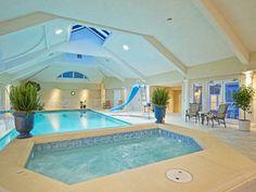 Great pool for year round play | 5678 E Twin Creek Rd, Salt Lake City, Utah, 84108 | summitsothebysrealty.com