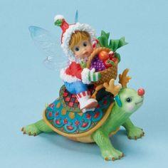 turtle santa fairy