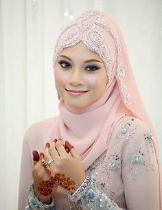 latest fashion in islamic weddings